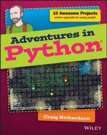 Adventures in Python, Paperback Book