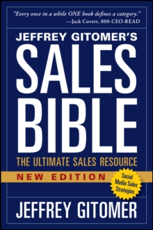 The Sales Bible, New Edition : The Ultimate Sales Resource, Paperback Book