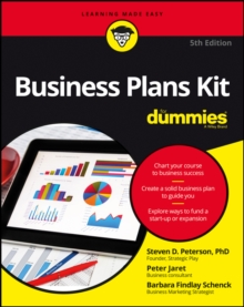 Business Plans Kit For Dummies, Paperback / softback Book