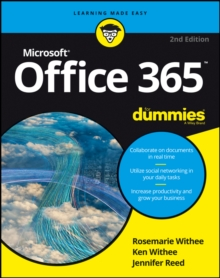 Office 365 For Dummies, Paperback Book