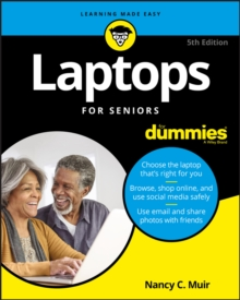 Laptops For Seniors For Dummies, Paperback / softback Book