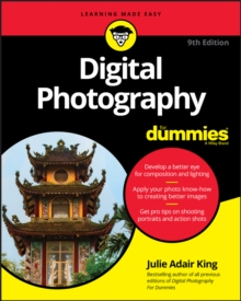 Digital Photography For Dummies, Paperback / softback Book