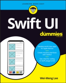 SwiftUI For Dummies, Paperback / softback Book
