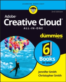 Adobe Creative Cloud All-in-One For Dummies, Paperback / softback Book