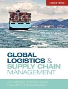 Global Logistics and Supply Chain Management, Paperback Book