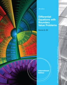 Differential Equations with Boundary-Value Problems, International Edition, Paperback / softback Book