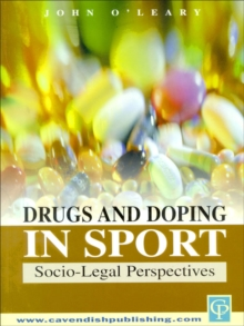 Drugs & Doping in Sports, EPUB eBook