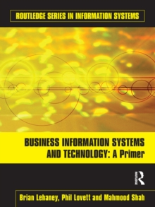 Business Information Systems and Technology : A Primer, EPUB eBook