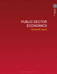 Public sector economics tresch
