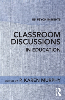 Classroom Discussions in Education, Paperback / softback Book