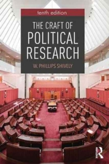 The Craft of Political Research, Paperback / softback Book