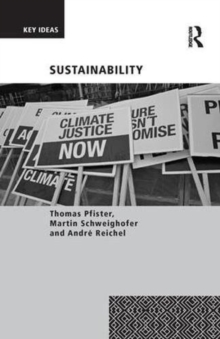 Sustainability, Paperback / softback Book