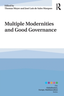 Multiple Modernities and Good Governance, Paperback / softback Book