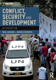 Conflict, Security and Development : An Introduction, Paperback / softback Book