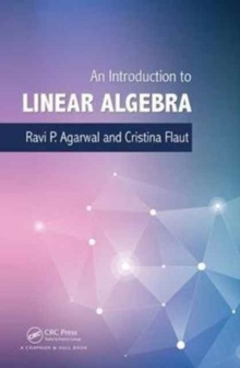 An Introduction to Linear Algebra, Hardback Book