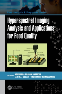 Hyperspectral Imaging Analysis and Applications for Food Quality, Hardback Book