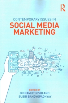 Contemporary Issues in Social Media Marketing, Paperback / softback Book