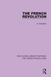 The French Revolution, Paperback Book