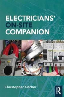 Electricians' On-Site Companion, Paperback / softback Book