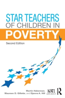 Star Teachers of Children in Poverty, Paperback / softback Book