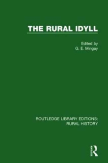 The Rural Idyll, Hardback Book