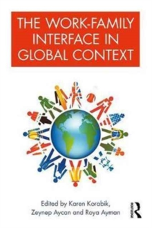 The Work-Family Interface in Global Context, Paperback / softback Book
