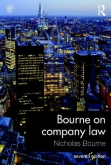Bourne on Company Law, Paperback / softback Book