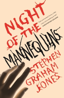 Night of the Mannequins, Paperback / softback Book