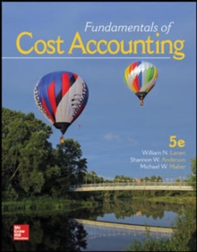 Fundamentals of Cost Accounting, Paperback / softback Book