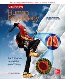 ISE eBook Online Access for Vander's Human Physiology