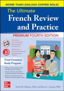 The Ultimate French Review and Practice, Premium Fourth Edition, Paperback / softback Book