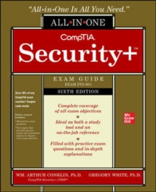 CompTIA Security+ All-in-One Exam Guide, Sixth Edition (Exam SY0-601)), Paperback / softback Book