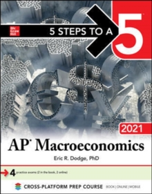 5 Steps to a 5: AP Macroeconomics 2021, Paperback / softback Book
