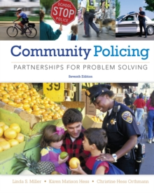 Community Policing : Partnerships for Problem Solving, Hardback Book
