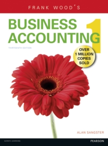 Frank Wood's Business Accounting Volume 1, Paperback Book