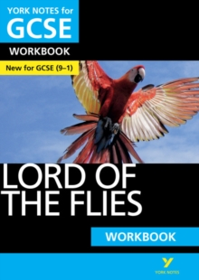 Lord of the Flies: York Notes for GCSE (9-1) Workbook, Paperback / softback Book