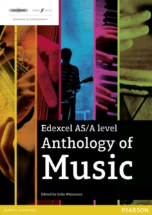 Edexcel AS/A Level Anthology of Music, Paperback / softback Book