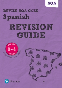 Revise AQA GCSE (9-1) Spanish Revision Guide : includes online edition, Mixed media product Book
