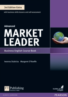 Market Leader 3rd Edition Extra Advanced Coursebook with DVD-ROM Pack, Mixed media product Book