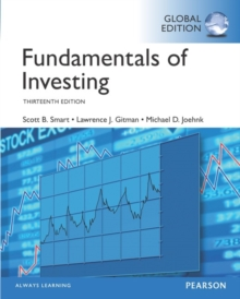Fundamentals of Investing, Global Edition, Paperback / softback Book