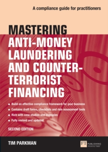 Mastering Anti-Money Laundering and Counter-Terrorist Financing, PDF eBook