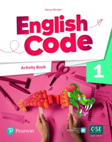 English Code British 1 Activity Book