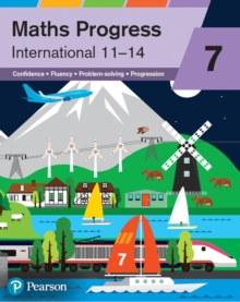 Maths Progress International Year 7 Student book e-book