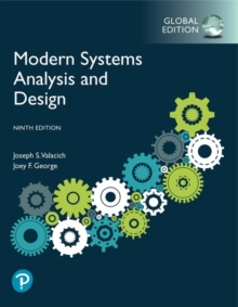 Modern Systems Analysis and Design, Global Edition, Paperback / softback Book