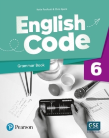 English Code 6 Grammar Book + Video Online Access Code pack, Mixed media product Book