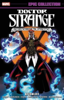 Doctor Strange Epic Collection: Afterlife, Paperback / softback Book