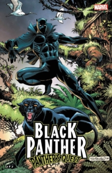 Black Panther: Panther's Quest, Paperback Book