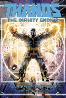 Thanos: The Infinity Ending, Hardback Book