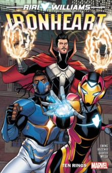 Ironheart Vol. 2, Paperback / softback Book