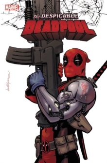 Despicable Deadpool, Hardback Book